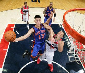 jeremy lin nba new york knicks role asian model